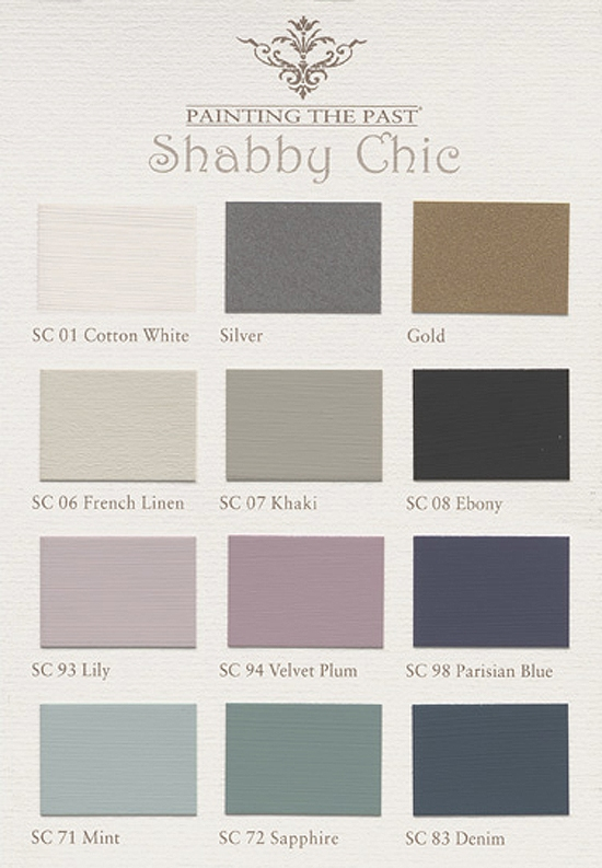 online katalog wand boden farben von painting the past shabby chic. Black Bedroom Furniture Sets. Home Design Ideas